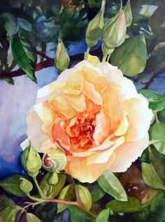 Karen Vernon   WATERCOLOR