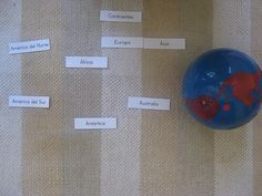 Montessori-Inspired Spanish Activities at Living Montessori Now (photo from 2 Pequeños Traviesos)