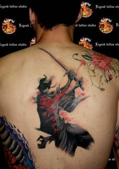 Samurai tattoo Art and design | tattoos picture samurai tattoos