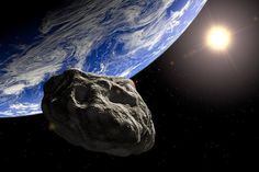 "Monster Earth Impact --""Evidence Found of a Huge Asteroid 20-to-30 ..."