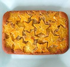 Star Fruit Cake recipes food-and-recipies