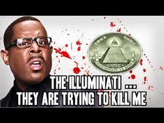 """THEY ARE TRYING TO KILL ME"" Martin Lawrence EXPOSES Illuminati"