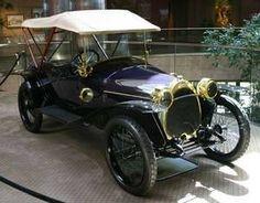 1913 Bugatti Type 15