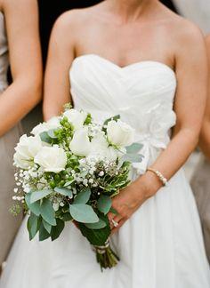 Simple Alabama Barn Wedding by Mandy Busby - Southern Weddings Magazine