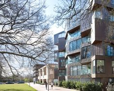 """""""This is high-density housing at its very best, demonstrating that volume house-builders can deliver high-quality architecture while improving their own bottom line.""""– RIBA Stirling Prize Judges ABA's twelve unit apartment building is the 'turning point' at the central green of the 400-unit master plan. ABA's initial instinct was that the building should be crystalline, a … Continued"""