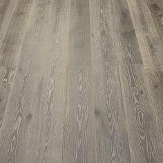 Whitewashed Luxury Platinum Oak Engineered Wood Flooring - 6