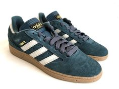 Adidas Originals Busenitz Mens Classic SB Trainers Suede Sizes 7 to 12 NEW