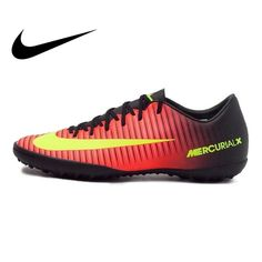 Original NIKE MERCURIALX VICTORY VI TF Men's Football Shoes #sport #strongman #fitness #bodybuilding #powerlifting #workout #gym #strong #training #fitnessmotivation #crossfit #motivation #strength #weightlifting #deadlift #muscle #fit #power #gymlife #fitfam #powerlifter #tireflips #strongmantraining #benchpress #squat #bodybuilder #fitnessmodel #gains #lifestyle #flatland Football Shoes, Men's Football, Football Cleats, Soccer Shoes, Sports Shoes, Nike Shoes, Shoes Sport, Shoes Sneakers, Football Masculin