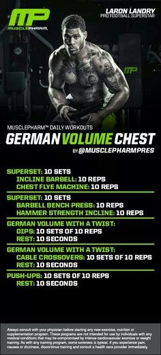 Musclepharm workout