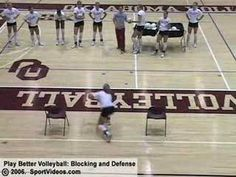 Play Better Volleyball: Blocking and Defense featuring Coach Santiago Re...