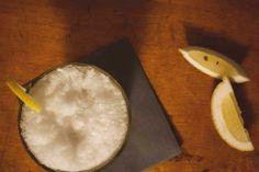 Lemon meringue drink recipe