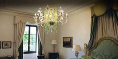 Andromeda's custommade light - #murano #glass #chandelier #design #handmade
