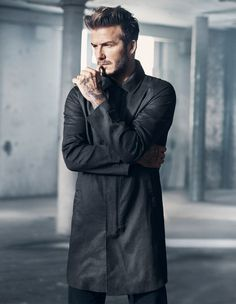 David Beckham for H&M Modern Essentials 2015 (Campaign)