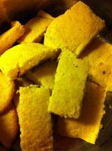 Mango och myntasalsa