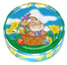 Happy from Royal Dansk South Africa Custom Cookies, Tins, Happy Easter, Princess Peach, South Africa, Character, Art, Tin Cans, Happy Easter Day