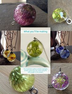 Resin Jewelry 2nd Edition Make timeless keepsakes by TheBlueBrick