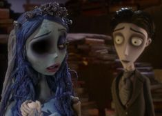 Corpse Bride / Tear Jerker - TV Tropes