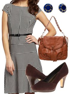 Great outfit for a teaching job interview. From CCBC, interview attire, professional, women, keep it simple Teaching Outfits, Teaching Jobs, Interview Attire, My Life Style, Outfit Trends, Professional Outfits, Professional Women, Work Attire, Cool Outfits