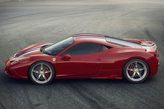 Ferrari 458 Speciale via Uncrate
