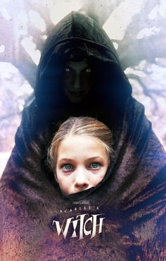 A modern day fairy tale about a lonely little girl named Scarlet who befriends a witch in the woods. Fantasy/drama #ScarletsWitch will premiere Friday February 23rd exclusively at FlixPremiere.com in the US!