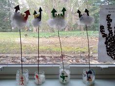 Goff's Pre-K Tales: Fairy Tales - Jack and the Beanstalk Mrs. Goff's Pre-K Tales: Fairy Preschool Science, Preschool Activities, Preschool Kindergarten, Chateau Moyen Age, Fairy Tales Unit, Traditional Tales, Traditional Stories, Fairy Tale Theme, Jack And The Beanstalk