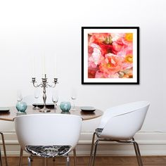 Discover «Amapolas», Exclusive Edition Fine Art Print by Oriana Cordero - From…