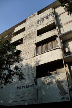Reviera - Bombay Art Deco