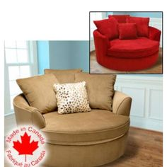 Costco cuddler chair...looks amazing