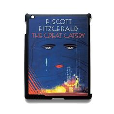 The Great Gatsby Book Art TATUM-10749 Apple Phonecase Cover For Ipad 2/3/4, Ipad Mini 2/3/4, Ipad Air, Ipad Air 2