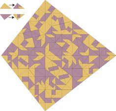 A Dale Walton tiling