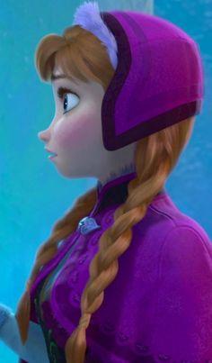 Disney's Frozen • Anna