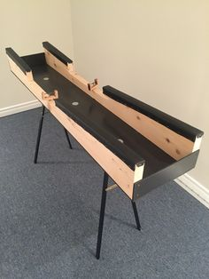 Ski Tuning Bench Plans Google Search House Pinterest Bench Plans Bench And Folding Tables