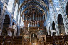 Orgues de la Cathédrale d'Albi
