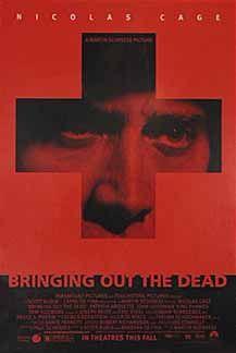 Posteritati: BRINGING OUT THE DEAD 1999 U.S. 1 Sheet (27x41)