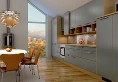 Sigdal kjøkken - Casa Eik Palett