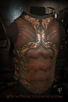 Warrior+Rogue+Breastplate+by+Azmal.deviantart.com+on+@DeviantArt
