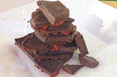Raw Goji Spirulina Superfood Chocolate