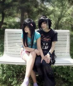 107 Best Emo Couples Images In 2019 Scene Couples Emo Love Cute