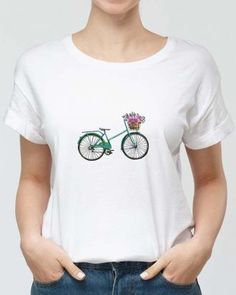 Women – Owls Wears  Bike Owls, Bike, Mens Tops, T Shirt, How To Wear, Women, Fashion, Bicycle, Moda
