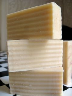 Neem oil cold process soap recipe. For repelling insects, treating eczema, psoriasis, acne and dry skin. It would also be good for a hunter/fisherman/general outdoorsy soap -- and even dog shampoo.