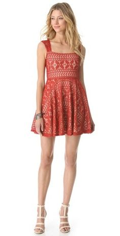 Nice Viva Vena! by Vena Cava Claire Square Neck Dress | SHOPBOP style. Check more at http://fashionie.top/pin/36961/