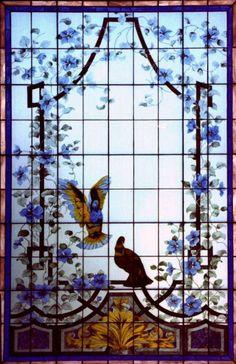con vitrales
