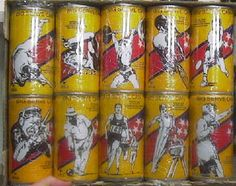 Beer Can Art, Arizona Tea, Home Brewing, Drinking Tea, Canning, Crafts, Manualidades, Handmade Crafts, Home Canning