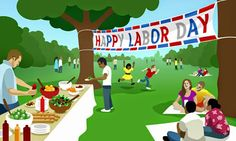 Happy Labor Day Weekend! We honor and appreciate all the hard work that is done daily!