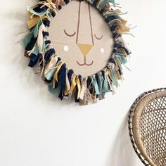 Diy For Kids, Crafts For Kids, Diys, Cardboard Box Crafts, Diy Wall Decor, Kids Decor, Decoration, New Baby Products, Diy And Crafts