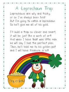 "Free ""How to Plan a Leprechaun Visit"" packet - great for planning a leprechaun's visit to your home or classroom!"