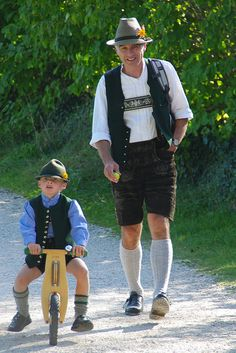 Like Father Like Son by Dapper Lad Cycles, via Flickr