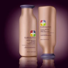 Super Smooth System, For Unmanageable Colour-Treated Hair. #pureology #redken #supersmooth #marzipanhair