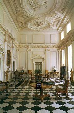 Marble Hall, Raynham Hall