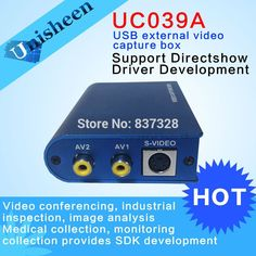 Cheap capture box, Buy Quality video capture box directly from China analysis Suppliers: USB Video Capture Box CVBS S-Video SDK B ultrasonic video conference image analysis Tv Tuner Card, Usb, Video Capture, Conference, Culture, Traditional, Jeans, How To Wear, Image